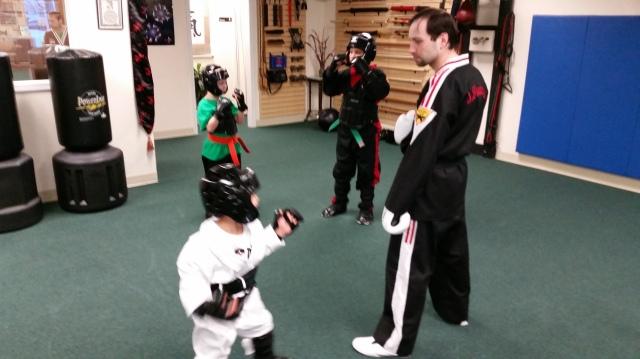 Karate - martial art