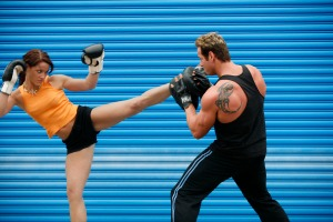 kickboxing school in Syracuse