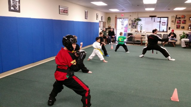 karate school for kids