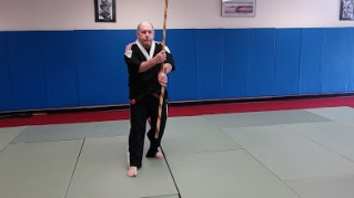 Mr. Paul Snyder was promoted to the rank of Third Degree Black Belt (San-Dan)