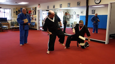 Salt City Karate, Syracuse new York - Paul Snyder was promoted to the rank of Third Degree Black Belt - San-Dan (62)