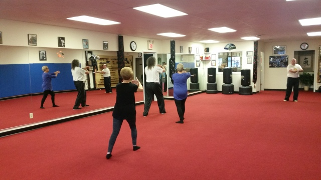Tai Chi Classes at Salt City Karate