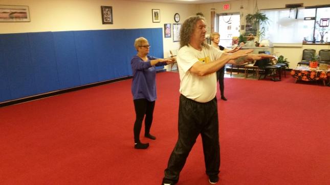 Tai Chi Classes at Salt City Karate