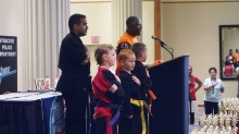 10th DARE Martial Arts Tournament, Syracuse, New York
