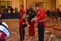 Syracuse Police D.A.R.E Karate Championship 2015 - Salt City Karate Team
