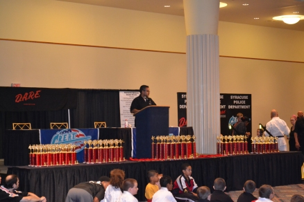 10th Syracuse Police DARE Karate Championships