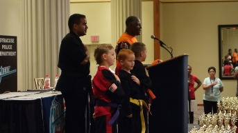 DARE Martial Arts Tournament-Syracuse, New York